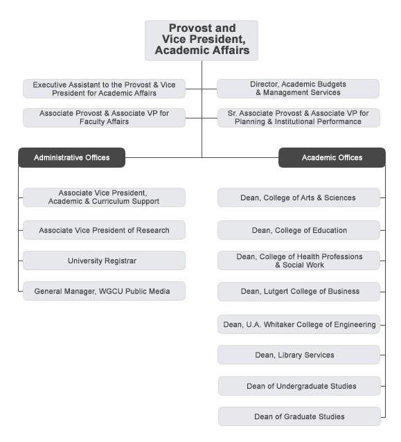 AA Org Chart