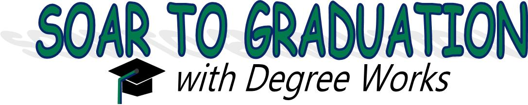 Degree Works Header