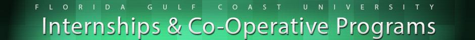 Internships & Co-Operative Programs