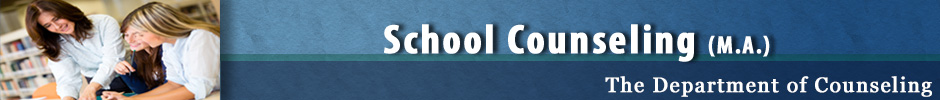 School Counseling M.A.