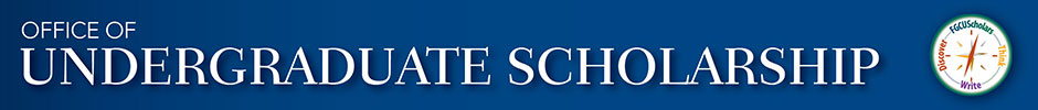 Office of Undergraduate Scholarship (OUS)