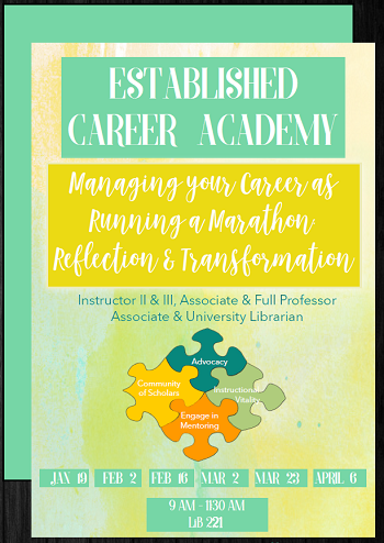 Established Career Academy Flyer