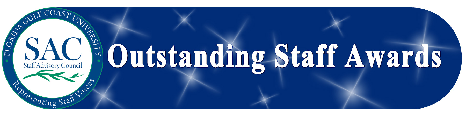 Oustanding Staff Awards