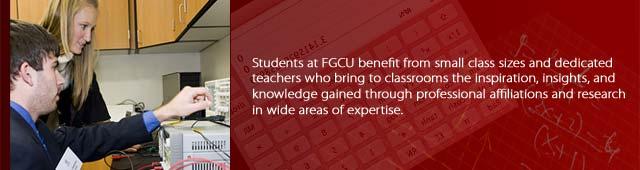 FGCU Academics
