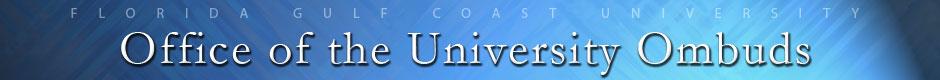 University Ombuds