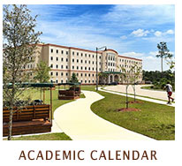 faculty staff - adcademic calendar link