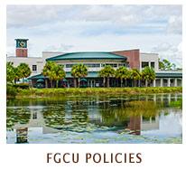 FGCU Policies